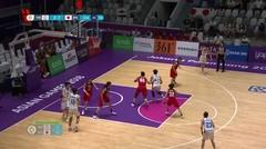 Full Match Basket Putri Jepang Vs Chinse Taipei | Asian Games 2018