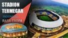 10 Stadion Megah Kelas Dunia Di Indonesia