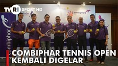 COMBIPHAR TENNIS OPEN 2019 KEMBALI DIGELAR DI HOTEL SULTAN JAKARTA