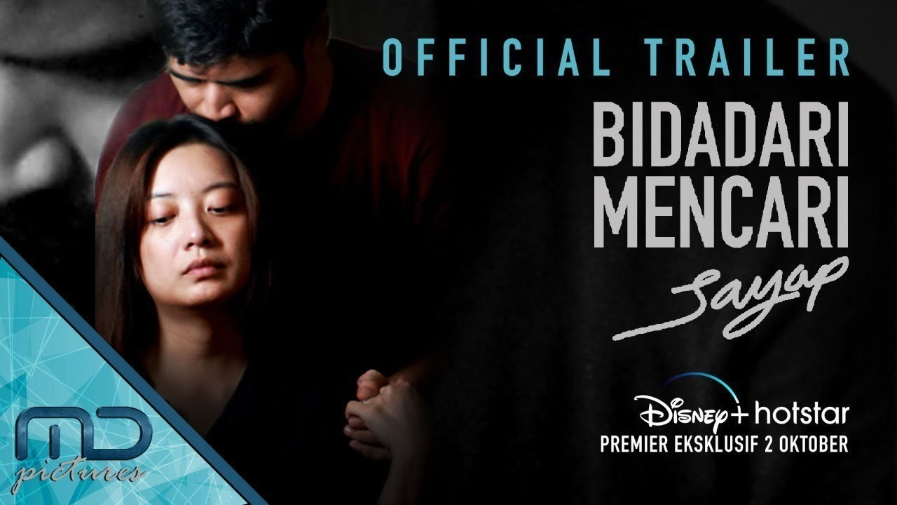 Streaming Bidadari Mencari Sayap Official Trailer 2 Oktober 2020 Di Disney Hotstar Vidio