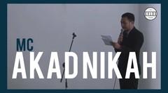 TIPS MENJADI MC WEDDING AKAD NIKAH #GVLOG13