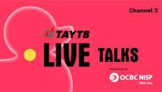 Live Stream Fest 2020 - Talks 2   Minggu 5 APR 2020   10:00 WIB