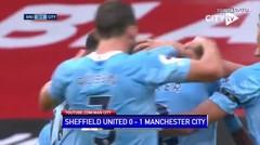 Manchester City Menang Tipis di Markas Sheffield United