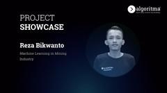 Algoritma Student Project Showcase | Reza Bikwanto | Cohort Gaia