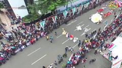 Asian African Carnival 2015, Bandung, West Java , Indonesia