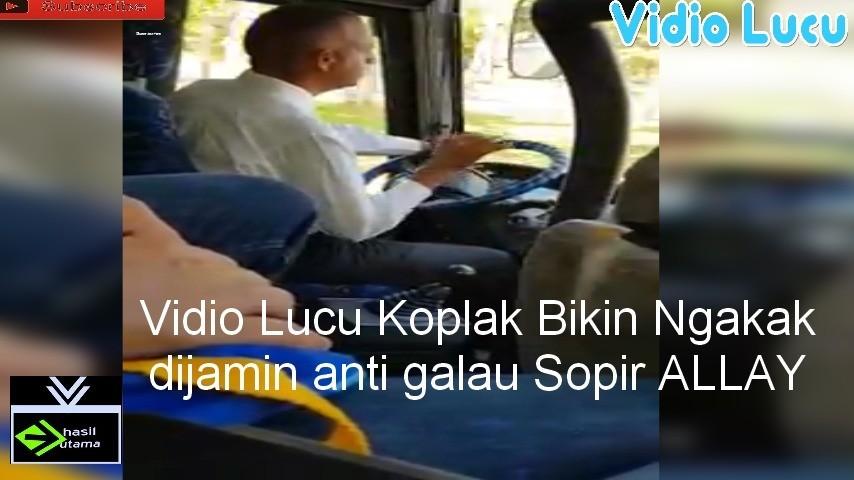 Download 970 Gambar Lucu Gokil Sopir Terbaru