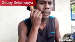 Geboy kumis 100 juta