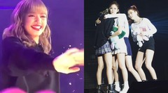 BLACKPINK's Lisa Cried At The Concert When She Saw This BLINK