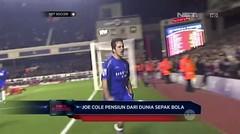 Joe Cole Umumkan Diri Pensiun dari Dunia Sepak Bola