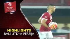 Bali United Vs Persija Jakarta 1-1: Nemanja Vidakovic Jadi Penyelamat