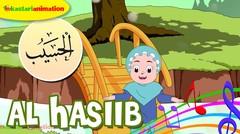 AL HASIIB |  Lagu Asmaul Husna Seri 5 Bersama Diva | Kastari Animation