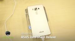 ASUS ZenFone 3 Deluxe Hands-on