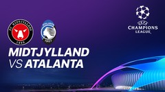 Full Match - Midtjylland VS Atalanta I UEFA Champions League 2020/2021
