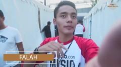 Falah Persiapan di Backstage Inbox (vlog day 7)