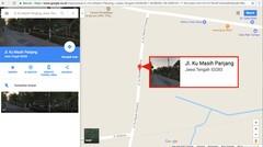 10 Nama Jalan Paling Aneh dan Lucu di Google Maps, Bikin Ngakak Online #YtCrash