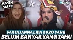 6 Fakta RAHASIA JANNA-PAPUA BARAT LIDA 2020 Yang Belum Diketahui Masyarakat Indonesia