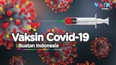 Vaksin Covid-19 Buatan Indonesia Dijual Bebas Awal 2021
