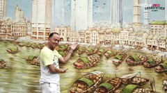 Stories On Walls by Our Grandfather Story - Singapore Documentary Short Film