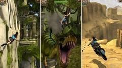 gameandroid Lara Croft- Relic Run link di bawah