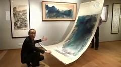 Lukisan Tiongkok Jutaan Dolar Dilelang