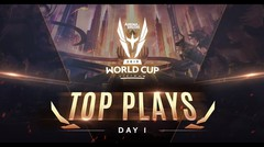 AOV World Cup 2019 - Top Play Day 1