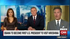 What does Obama's visit mean to the Japanese people-