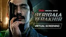 Virtual Screening Vidio Original Series 'Serigala Terakhir'