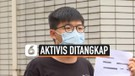 Aktivis Hong Kong Joshua Wong Ditangkap Lagi karena UU Anti-Masker