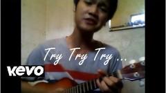 Lagu Cover Indonesia JASON MRAZ - TRY TRY TRY Ukulele Cover