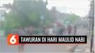 Hari Maulid Nabi Dinodai Aksi Tawuran Antarwarga di Cipinang Besar | Liputan 6