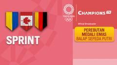 Full Match | Balap Sepeda Trek Putri | Perebutan Medali Emas | Olimpiade Tokyo 2020