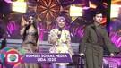 Hobah!! Weni Da-Faul Lida-Fildan Da-Selfi Lida Asik Banget Nyanyikan Penggalan Lagu Para Juri!!! [Konser Sosmed 2020]