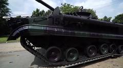 Truk Tatra Si pengangkut Tank