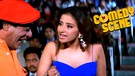 Jagdeep Funny Theatre Scene   Comedy Scene   Ram Shastra   Jackie Shroff, Manisha   HD