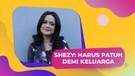 Beraktivitas Di Luar Rumah, Shezy Idris Patuhi Protokol Kesehatan