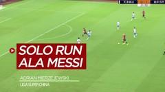 Pemain Liga Super China Ini Cetak Gol Spektakuler Ala Lionel Messi