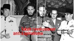 4 Persamaan Antara Sukarno dan Fidel Castro yang Membuat Mereka Ditakuti AS