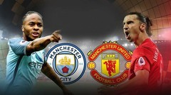 Highlights Manchester United vs Manchester City