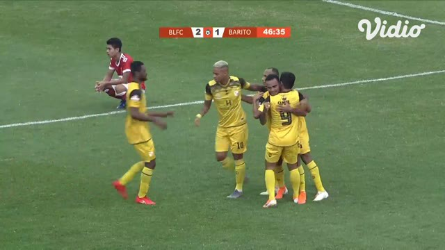 Full Match Liga 1 - Badak Lampung VS Barito Putera - Vidio.com Badak Lampung
