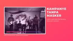 Ulah Petahana Calon Wali Kota Semarang Saat Berkampanye Tanpa Masker Disorot Warganet