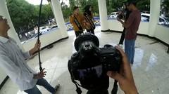 Videotaping MOKA Garut 2017 - BTS