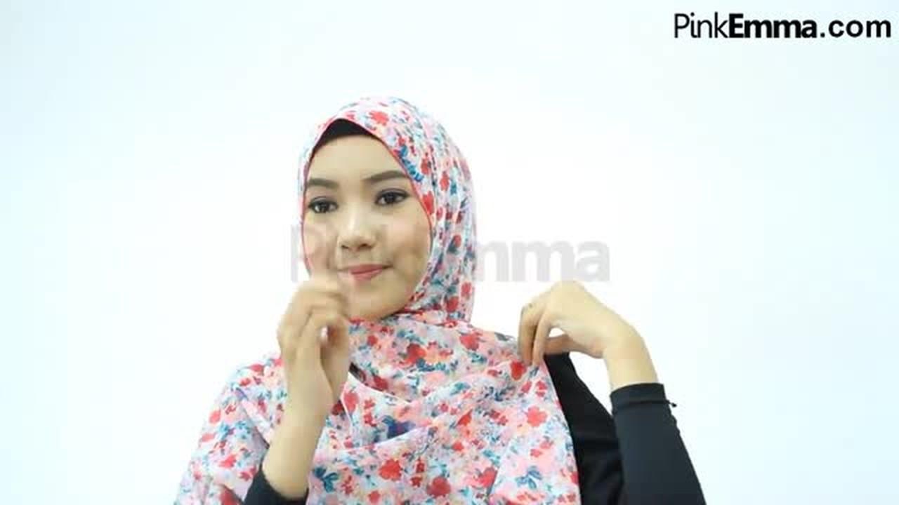 Streaming Tutorial Hijab Pashmina Syar I Simple Untuk Daily Look Vidio