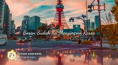 Menyimpan Rasa - Devano Danendra | Belinda Permata Cover | Lirik | Mp3