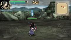 SASUKE vs ITACHI Uciha | Game psp