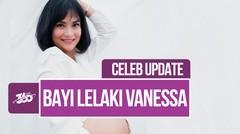 Celeb Update! Kabar Bahagia Vanessa Angel Lahirkan Bayi Lelaki