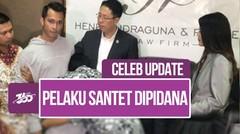 Celeb Update! Kasus Santet Eza Gionino, Ancam Dahulu Drama Air Mata Kemudian | Part 4