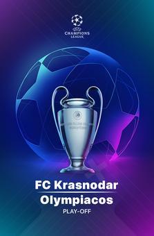 Full Match | Krasnodar Vs Olympiakos