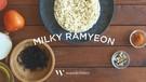 Resep Buka Puasa : Milky Ramyeon