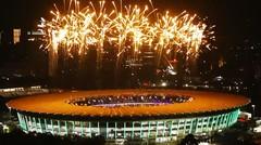 Inilah Pembukaan Asian Games 2018 Yang Dipuji Seluruh Dunia