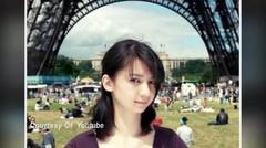 INTERMEZO: Kenang Kota Paris, Gadis Ini Cium 100 Pria